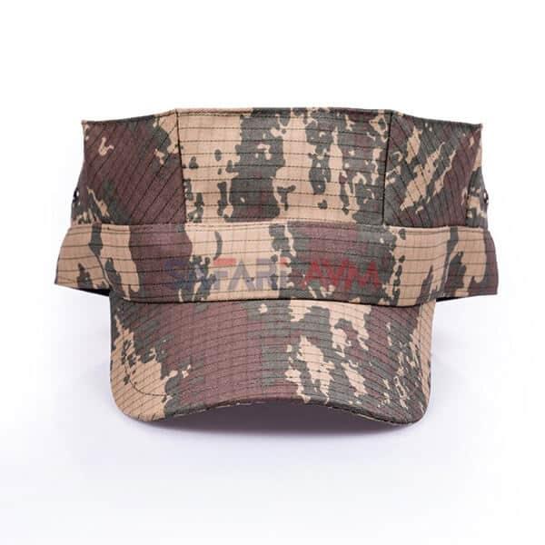Sekizgen Mil Le Askeri şapka Safari Avm